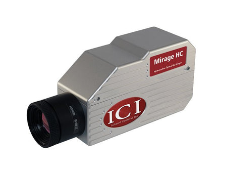 ICI Mirage HC | Optical Gas Imaging (OGI) Calibrated Thermal Camera with Temperature Measurement