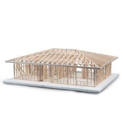 2 Bedroom Hip Roof Kit-SKU 100-IC