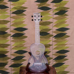 Kala Waterman KA-SWT All Clear Translucent Soprano Ukulele
