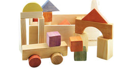 Wooden Blocks in sets|Jeu de Blocs