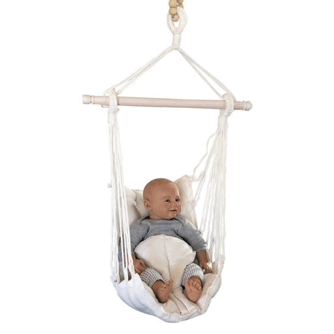 Cotton Willow Baby Swing Chair