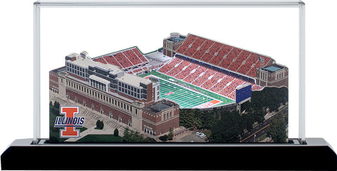 Illinois Fighting Illini - Memorial Stadium