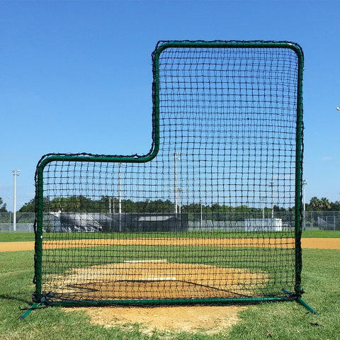 Dynamax Sports L-Screen Frame and Net 7x7