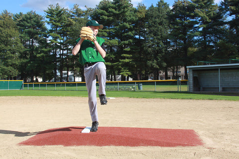 Major League Pitching Mound by ProMounds