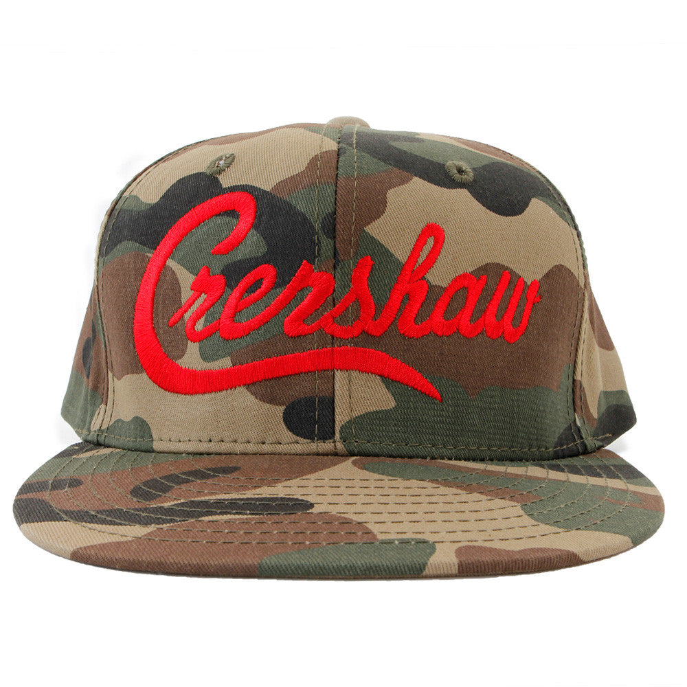 Snapback-Crenshaw-Camo-Red-Front