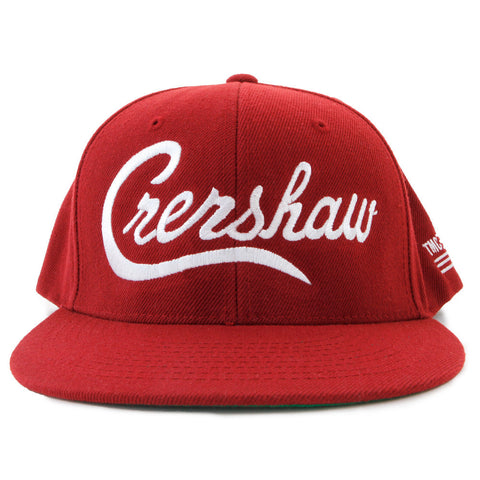 Snapback-Crenshaw-Red-White-Front