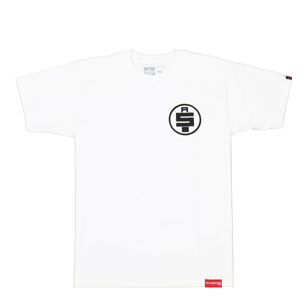 All Money In T-Shirt - White