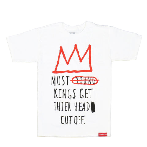 Guard The Throne T-Shirt - White