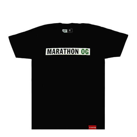 Marathon OG T-Shirt - Black