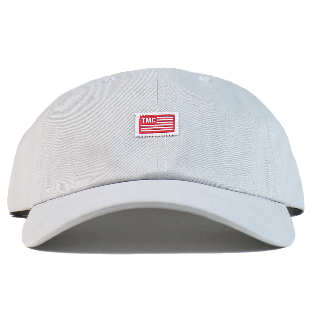 TMC Flag Dad Hat - Heather Grey