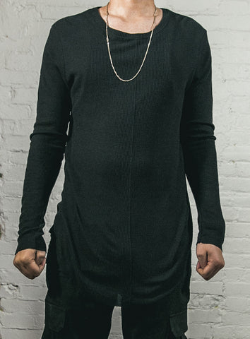 THERMAL LONG / BLACK