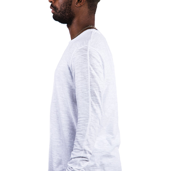 EVERYDAY LONG SLEEVE  / WHITE