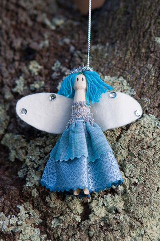 Christmas Angel - BLUEBELL