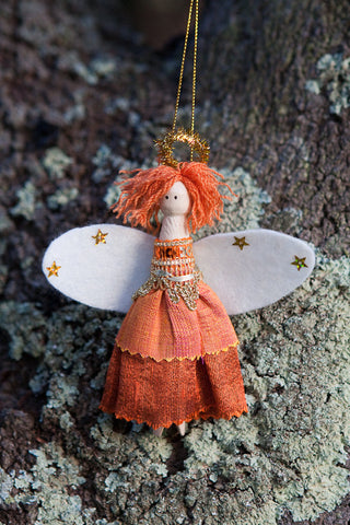 Christmas Angel - MARIGOLD