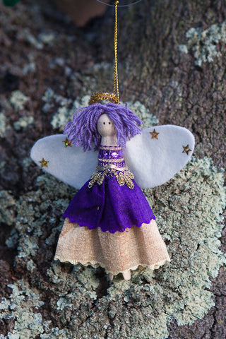 Christmas Angel - VIOLET