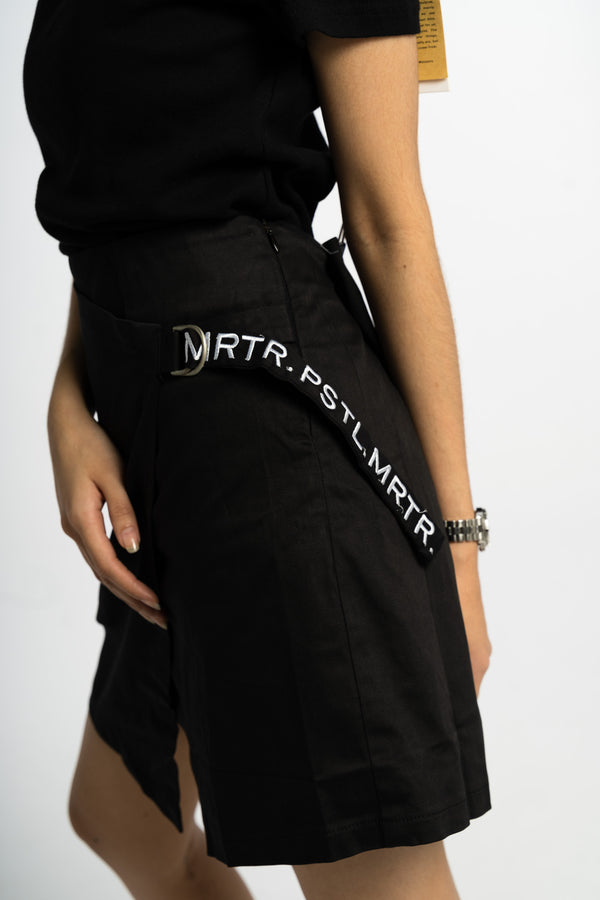 Wrap Skirt Black
