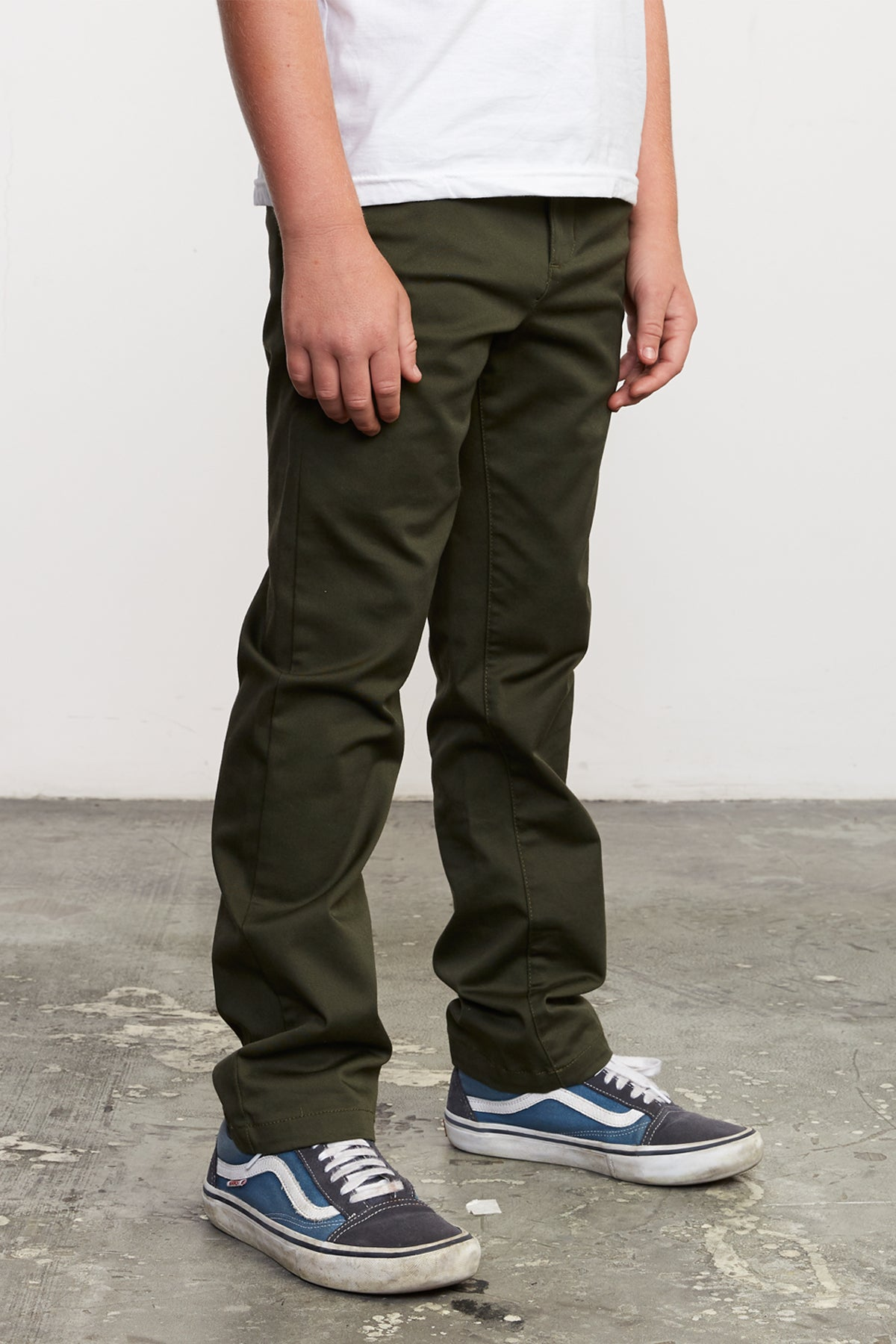 RVCA Weekday Pants - Forest