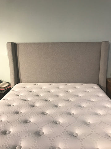 364 Curved Wings Headboard
