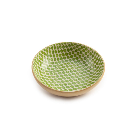 Terrafirma Ceramics Dot Citrus 8