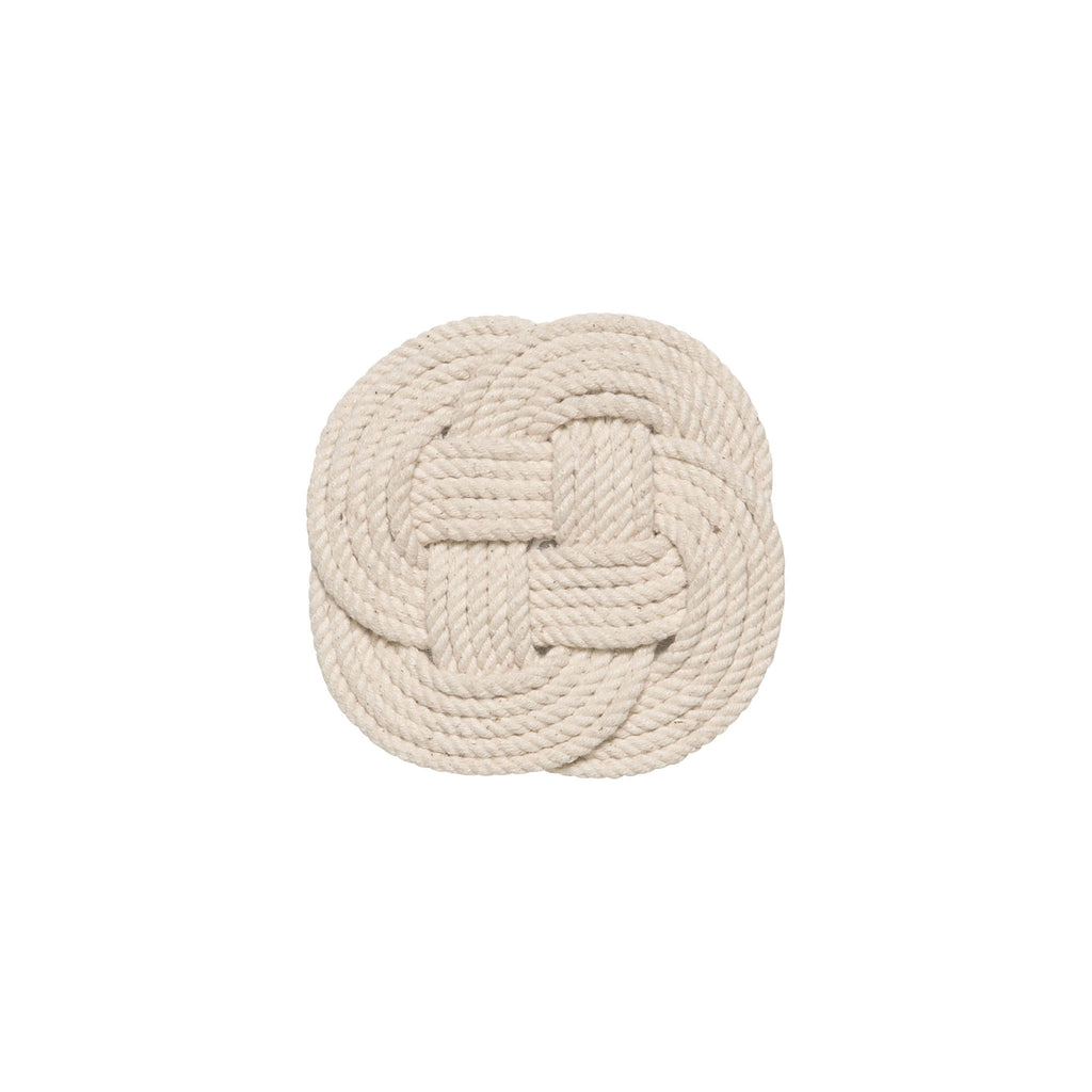Rope Coasters Set of 4