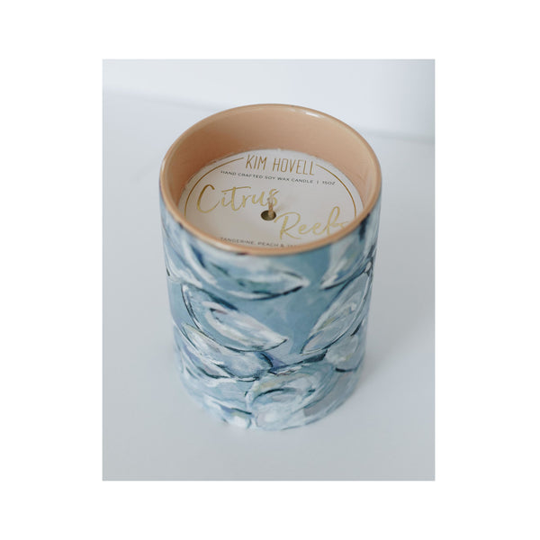 Citrus Reef Candle