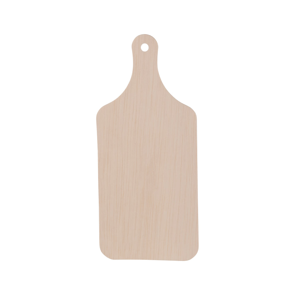 Balsa Wood Disposable Cheese Board - 2