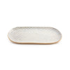 Terrafirma Ceramics Dot Opal Bread Tray