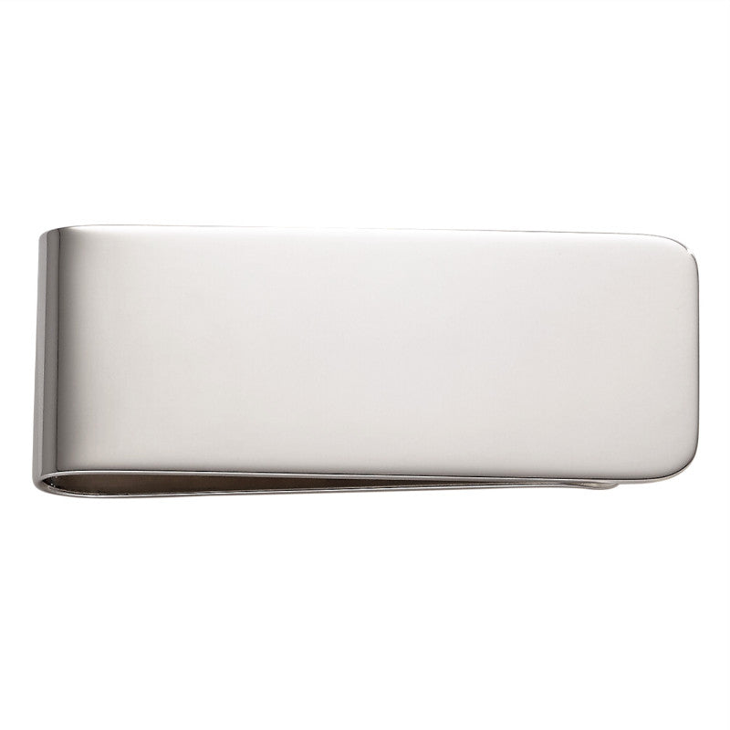 Classic Sterling Silver Money Clip