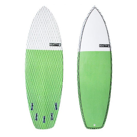Clyde Beatty 6'6 Fish Surfboard