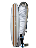 8'6 Beginner Surfboard Bundle