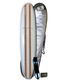 8'0 Beginner Surfboard Bundle