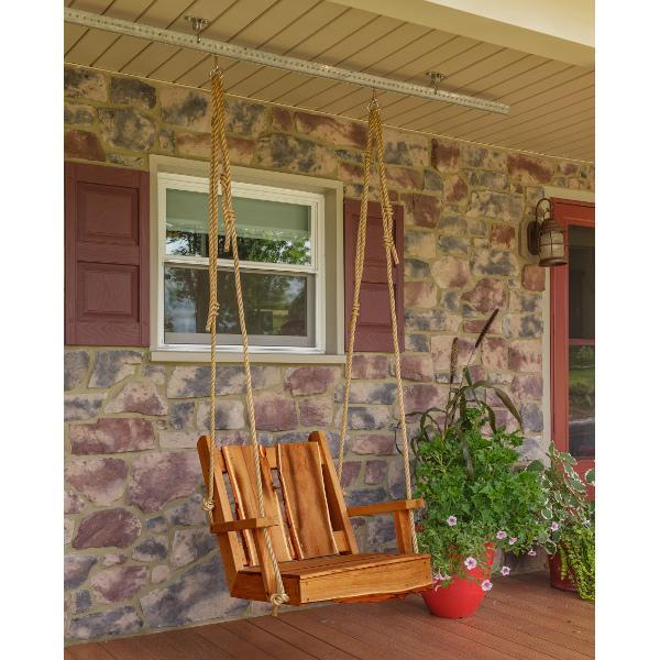 Buy The A Amp L Furniture 2 Timberland Chair Swing With