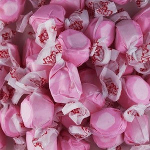 Salt Water Taffy - Bubble Gum - Nikki's Popcorn Company Dallas, TX