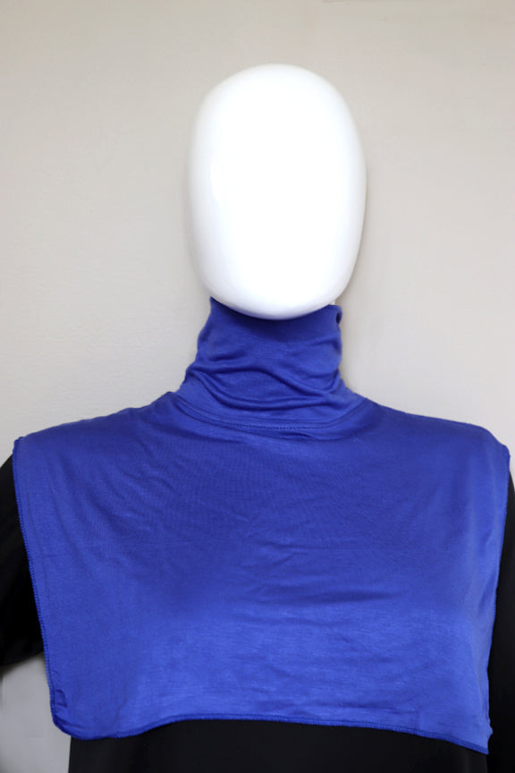 Essential Neck Cover-Royal Blue