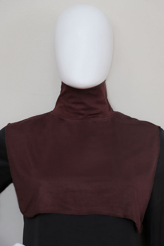 Essential Neck Cover-Brown