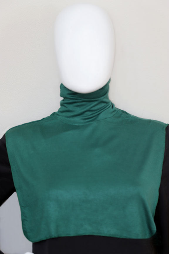 Essential Neck Cover-Green