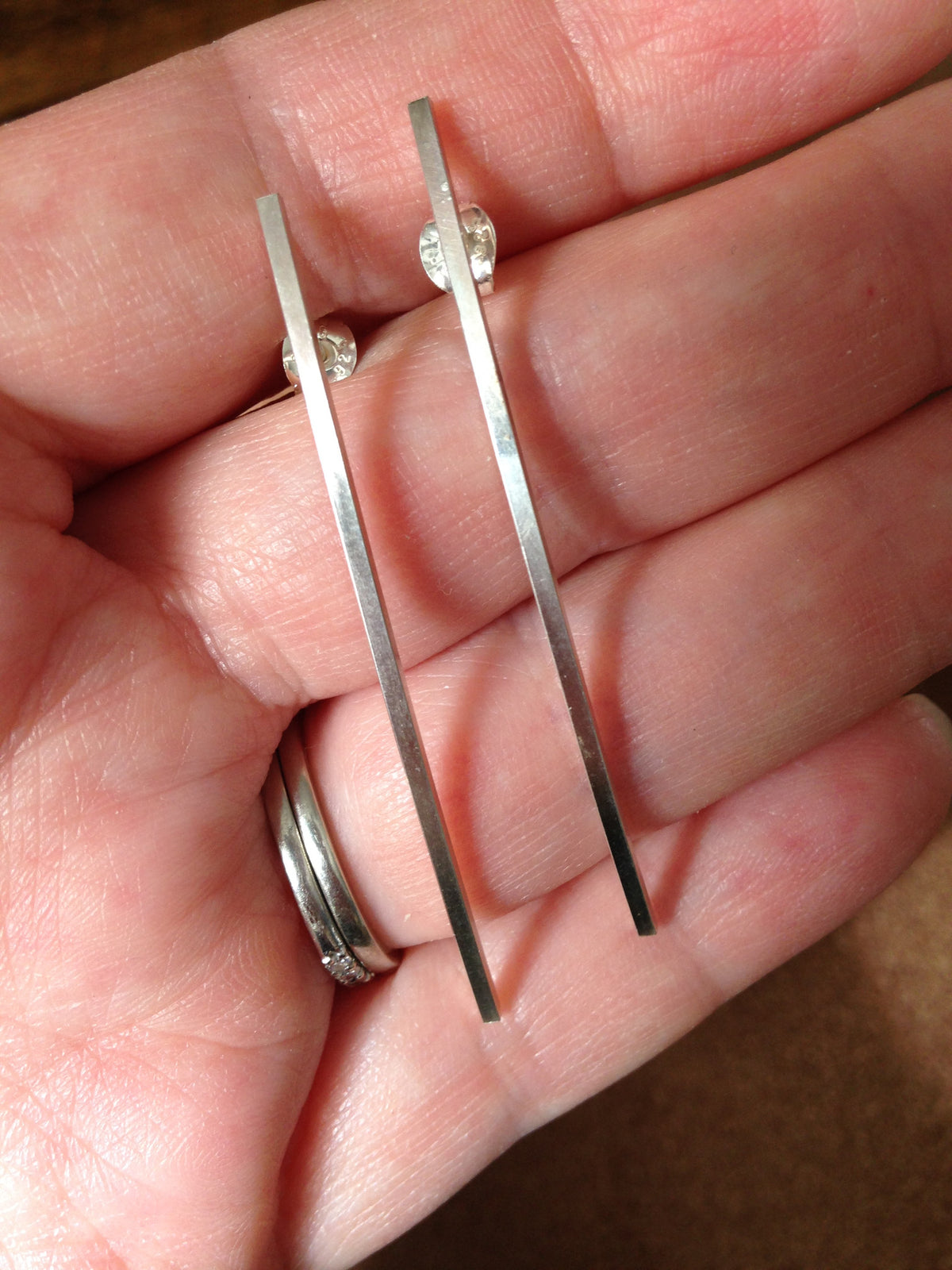 Long Arc Earring