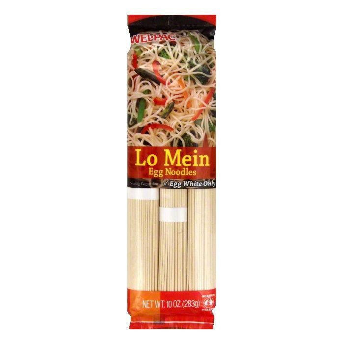 Wel Pac Lo Mein Egg Noodle, 10 OZ (Pack of 12)