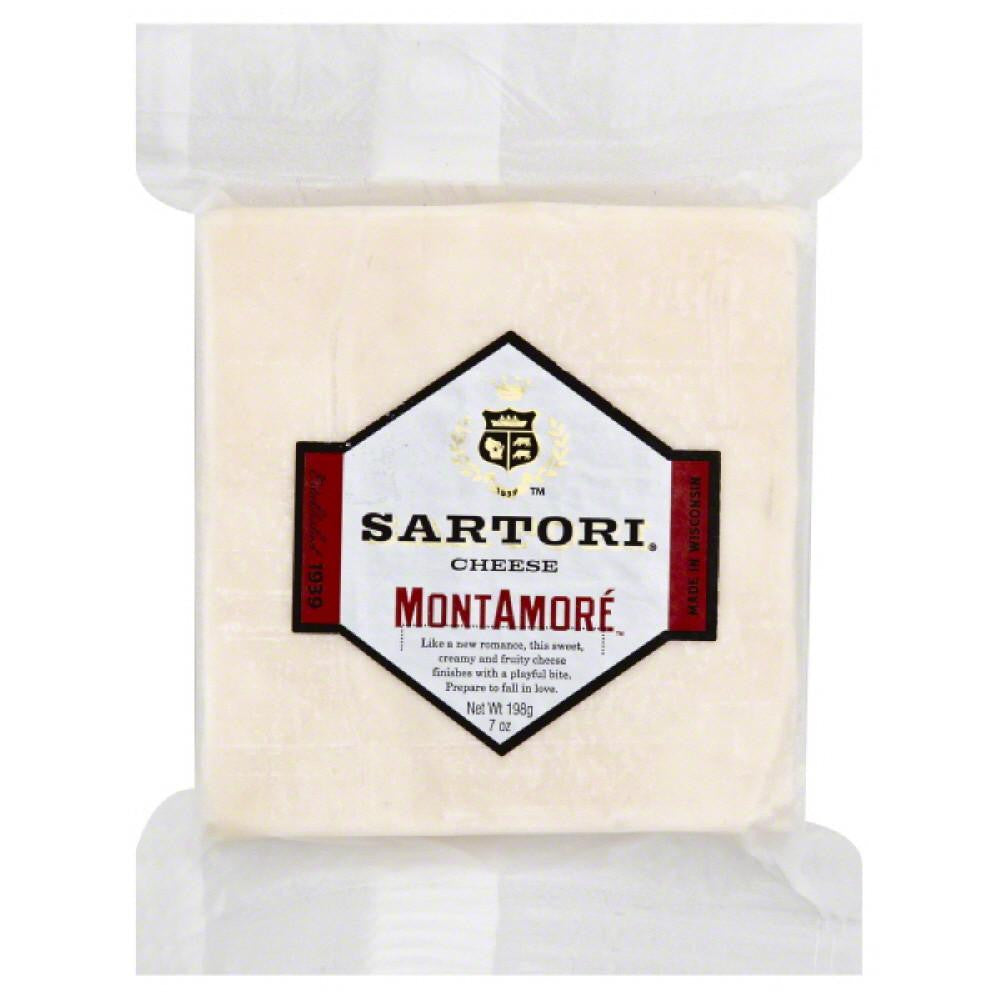 Sartori Montamore Cheese, 7 Oz (Pack of 12)