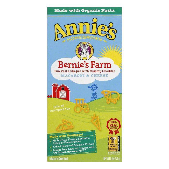 Annies Macaroni & Cheese, 6 Oz(Pack of 12)