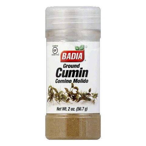 Badia Cumin Ground, 2 OZ (Pack of 12)