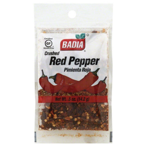 Badia Crushed Red Pepper, 0.5 Oz (Pack of 12)