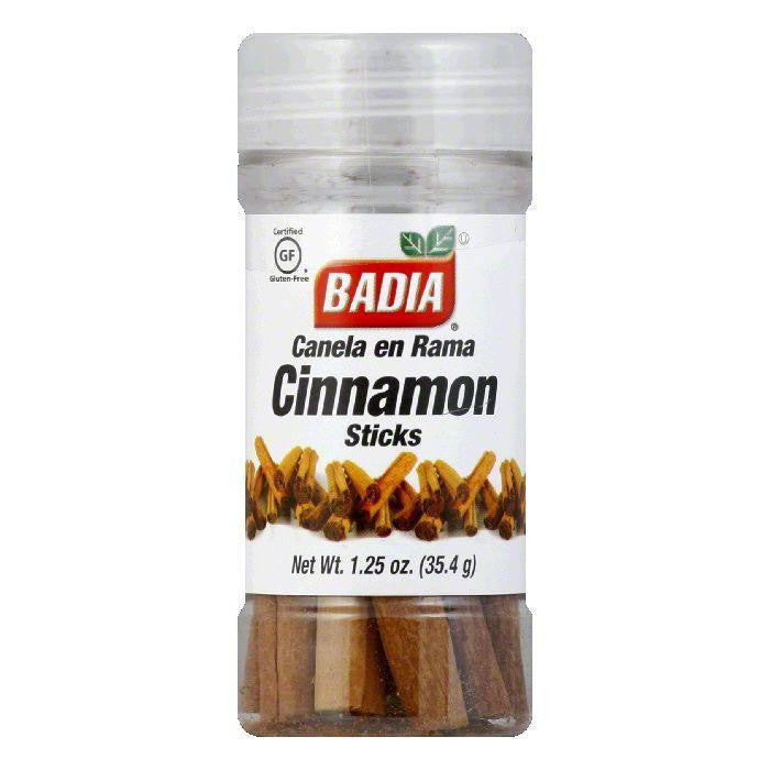 Badia Cinnamon Sticks, 1.25 OZ (Pack of 12)