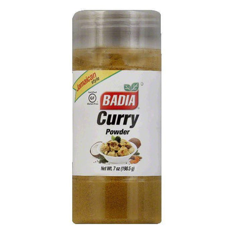 Badia Curry Powder, 7 OZ (Pack of 12)