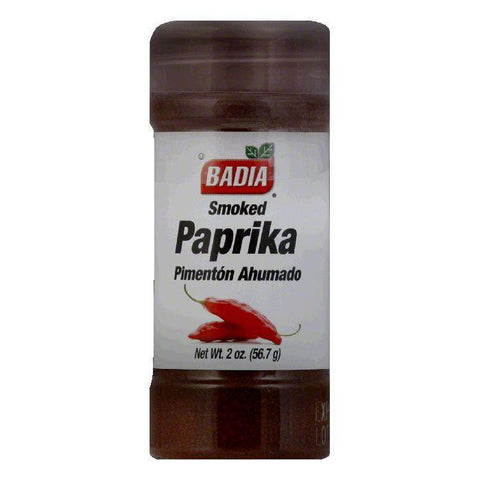 Badia Paprika Smoked, 2 OZ (Pack of 12)