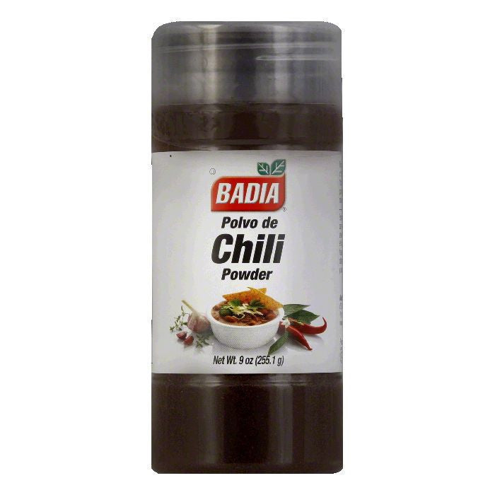 Badia Chili Powder, 9 OZ (Pack of 12)