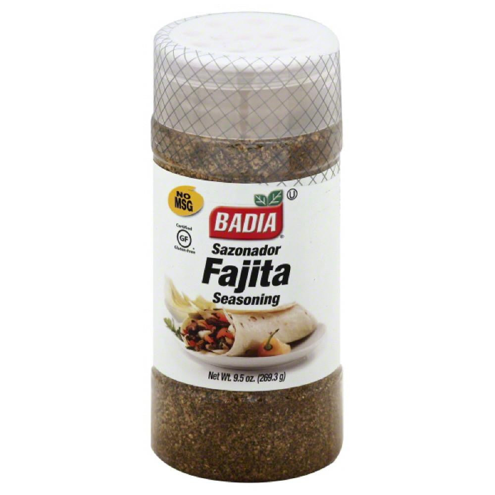 Badia Fajita Seasoning, 9.5 Oz (Pack of 12)