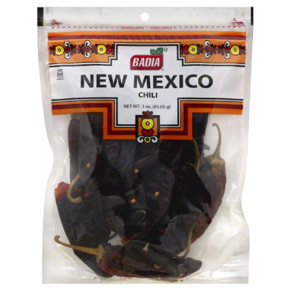 Badia New Mexico Chili, 3 Oz (Pack of 12)