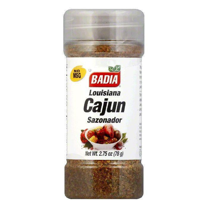 Badia Seasoning Cajun Louisiana, 2.75 OZ (Pack of 12)