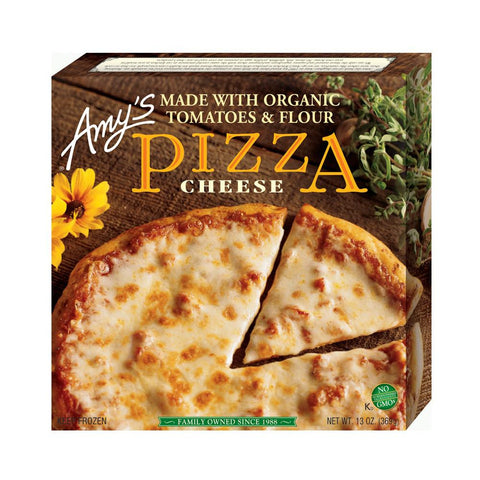 Amy's Kitchen Cheese Pizza, 13 Oz (Pack of 8)